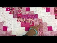 Big Stitch Quilting