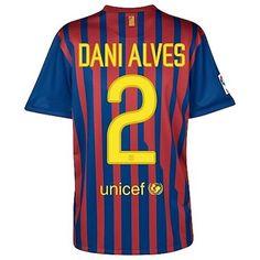 Alves del Barcelona 2011/12 Camiseta fútbol [749] - €16.87 : Camisetas de futbol baratas online!