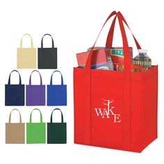 47ab1505a328 Non-woven avenue shopper tote bag