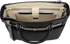 SwissGear - ZOE Women's Laptop Tote - Black - AlternateView14 Zoom