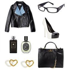 cool polyvore for girl in 2013 autumn #eyewear #eyeglasses #ozealstylists