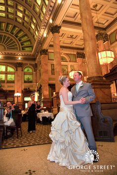 Wedding at the Grand Concourse