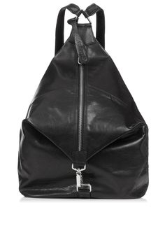 Outfit No2. Clean Clip Backpack - Bags & Wallets - Accessories - Topshop USA #zerouv #pintowin