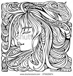 hair art - Google Search