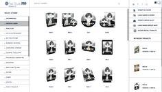 Pixel Studio FX 2 3D Model Selection Screen