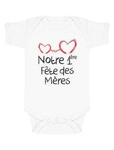 T Shirt citation maman chérie je t'aime fête des mères