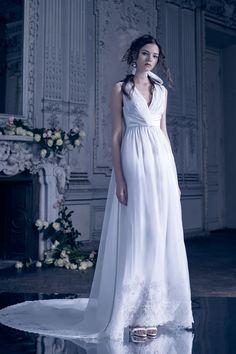 Лукбук свадебной коллекции Edem Couture | Evelina Khromtchenko