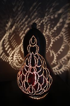 Gourd Lamp - August 1