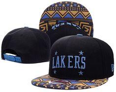 Mens Los Angeles Lakers New Era NBA HWC Hardwood Classics Cross Colors  Aztec Visor 9FIFTY Snapback 8f8198091069
