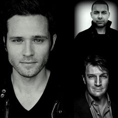 Men of Castle. I could marry any one of them
