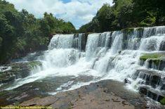 Soumba Waterfall ,Guinea ,Africa - Cruze