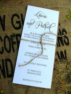 15 Best Paper Goods Images Invitations Dream Wedding Ideas