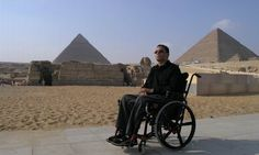 Cairo & Giza Accessible Day Tours From Alexandria; Alexandria #Wheelchair #Accessible Shore Excursions to #Cairo the largest city in Arab world and #Africa, the 16th largest metropolitan area in the world. Disabled Tours to Giza great Pyramids & Sphinx in #Giza plateau then to the Egyptian Museum then back to #Alexandria.