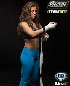 Miesha Tate, #2 Women's Bantam Weight Contender