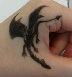 Dragon on my hand Leaf Tattoos, Tatoos, My Arts, Dragon, Dragons, Tattos