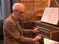 Traveler in Music: Gustav Leonhardt (1928 - 2012) Dutch