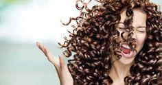 Mascarillas caseras para cabello rizado