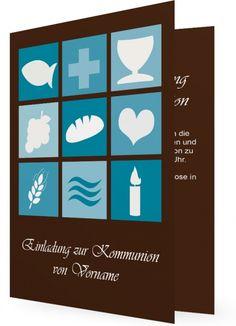 Kommunion, Einladungen
