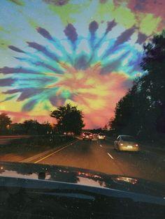 Sky today #LSD