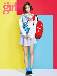 Girl's Day Hyeri | Vogue Girl March 2014 Issue