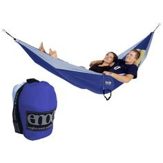 Patriotic Hang This Is Eno S Doublenest Hammock Two