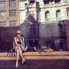 Windows of New York: How gorgeous is this Ralph Lauren Swimsuit Collection Display?!  #RalphLauren #windowsofnewyork #MadisonAve #uppereastside  #itgirl #swimsuit #elegant #chic #glam #classy #lady #stunning #classic #luxury #summer #summertrends #summerstyle #lookoftheday #stylewatch #instadaily #instafollow #picoftheday #fashionaddict #fashionista #fashiondaily #stylist #styleblogger  @Ralph Lauren