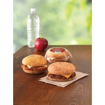AdvancePierre Foods (APF), a nationally-recognized, fully-integrated producer and seller of handheld sandwiches and value-added meats, has extended its premium Pierre Signatures line with three restaurant-style sandwiches sold in clear, hand-wrapped packaging: All Beef Cheddar Cheeseburger, Southern Style Chicken Breast with Cheese and Spicy Breaded Chicken Breast with Cheese