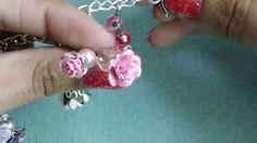 Flower Bead Dangle Tutorial!