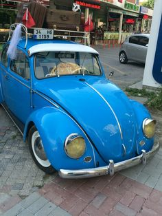 Perfect Wolkswagen beetle..