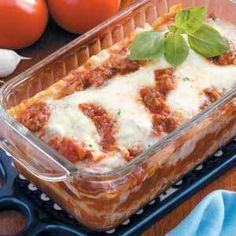 how to prepare oven ready lasagna noodles
