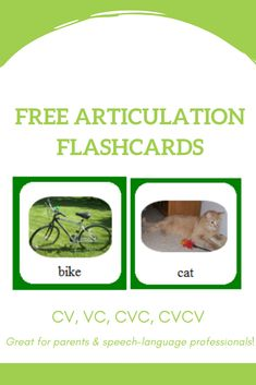 Working on articulation at home? These free articulation flashcards make your home therapy easy! Print these cards for free to get started today. Articulation Therapy, Articulation Activities, Speech Therapy Activities, Speech Pathology, Speech Language Pathology, Speech And Language, Love Speech, Learning For Life, Play Therapy Techniques