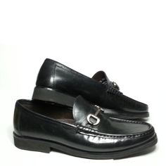 c7a63dcd7c4  ebay Florsheim Men s Bit Loafer size 8.5 black leather extra-light dress  shoes India