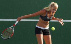amazing Kristina Mladenovic image free