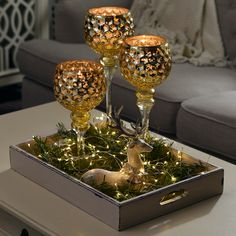 5 Creative Ways to Use Sparklin' Lights - My Kirklands Blog