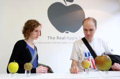 Im The Real Apple Store gibt es echte Äpfel