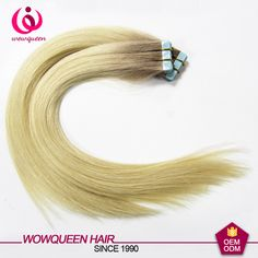 tape in hair extensions, 100% brazilian human hair extensions tape in, china supplier wholesale tape hair extensions