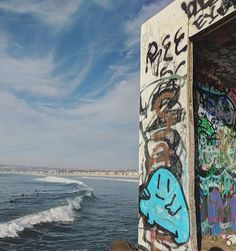 Finding art in unexpected places 🌊 Can anyone guess where this is? #lajollalocals #sandiegoconnection #sdlocals - posted by The Local San Diegan  https://www.instagram.com/thelocalsandiegan. See more post on La Jolla at http://LaJollaLocals.com