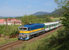 Beautiful Brejlovec Locomotive, Trains, Vehicles, Beautiful, Czech Republic, Train, Car, Locs, Vehicle