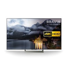 "#Smart #TV #Sony KD75XE9005 #75"" #Ultra #HD #4K #LED #USB #HDR #Wifi Schwarz #Fernseher #Smarttv #Electronics Apple Tv, Sony, Tv Samsung, Ultra Hd 4k, Smart Tv, Wifi, Led Tvs, Black, Electronics"