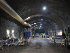 Onkalo: voyage dans le tombeau nucléaire finlandais - Rue89