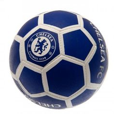 All surface Chelsea football in club colours and featuring the club crest. Can be used on concrete, astroturf and grass. FREE DELIVERY on all of our gifts