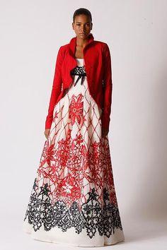 Carolina Herrera vestido