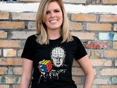 Womens Pinhead Rubik T-Shirt