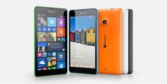 Lanzan el primer #Lumia bajo el sello de #Microsoft