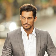"1,480 Likes, 34 Comments - David Gandy (@ohmygandy) on Instagram: ""Suit up @marksandspencer #DavidGandy"""