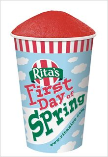 Heads up: Free Rita's Water Ice All Day Tomorrow, March To Officially Ring In Spring First Day Of Spring, Spring Day, Ritas Italian Ice, 5 Star Restaurants, Philly Food, Philly Style, South Philly, Dutch Recipes, Brotherly Love