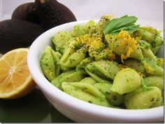 creamy avocado shells