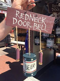 Brian French here is a door bell idea for you