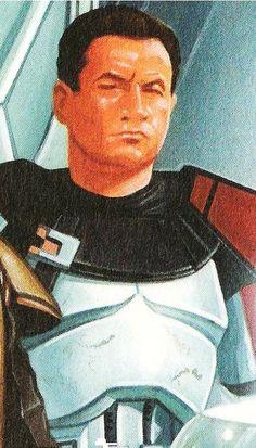 N-11 Captain Ordo Skirata