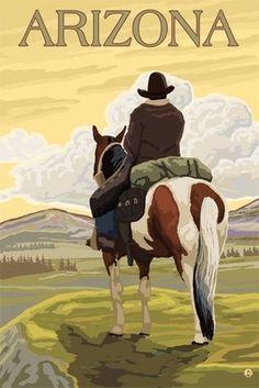 Cowboy  - Arizona -